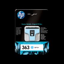 HP C8774EE Patron Light Cyan No.363 (Eredeti)