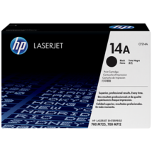 HP CF214A Toner Black 10k No.14A (Eredeti)