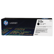 HP CF380X Toner Black 4,4k No.312X (Eredeti)
