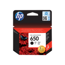 HP CZ101AE Patron Black No.650 (Eredeti)