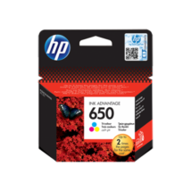 HP CZ102AE Patron Color No.650 (Eredeti)
