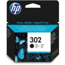 HP F6U66AE Patron Black No.302 (Eredeti)