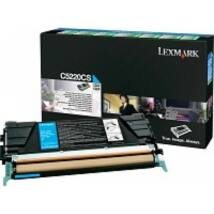 Lexmark C52x/53x Return Toner Cyan 3K (Eredeti) C5220CS