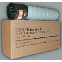 MINOLTA B164 TONER  TN116 JP / db (For use)