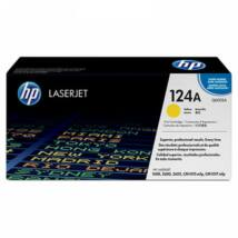 HP Q6002A Toner Yellow 2k No.124A (Eredeti)