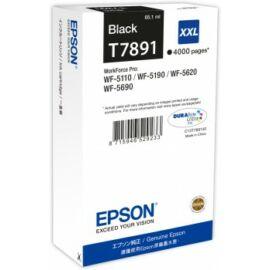 Epson T7891 Patron Black 4K  (Eredeti)