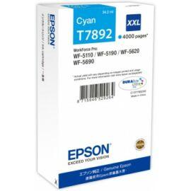 Epson T7892 Patron Cyan 4K (Eredeti)