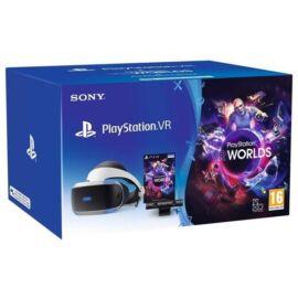 SONY PS4 Kiegészítő VR Mk4 + kamera V2 + VR Worlds
