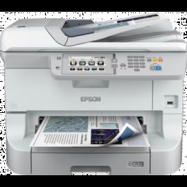 WorkForce Pro WF-8510DWF A3 multifunkciós irodai nyomtató