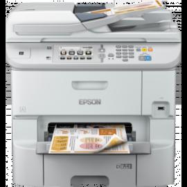 WorkForce Pro WF-6590DWF irodai színes nyomtató