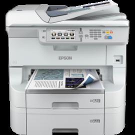 WorkForce Pro WF-8590DTWF A3 multifunkciós irodai nyomtató