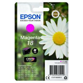 Epson T1803 Patron Magenta 3,3ml (Eredeti) C13T18034012
