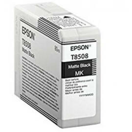 Epson T8508 Patron Matte Black 80 ml /original/ C13T850800