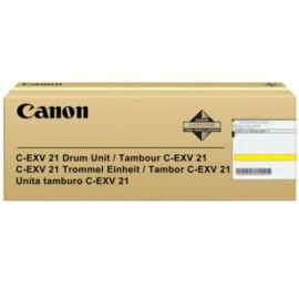 Canon C-EXV 21 Drum Yellow (Eredeti) CACF0459B002AA