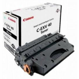 Canon C-EXV40 Toner BK (Eredeti) CACF3480B006AA
