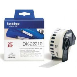 Brother DK22210 papírszalag (Eredeti) DK22210