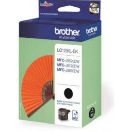 Brother LC129XLBK tintapatron (Eredeti) LC129XLBK