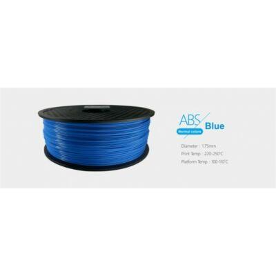 3D FILAMENT 1,75mm ABS Kék (1kg-os tekercs)