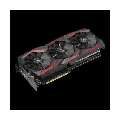 ASUS Videokártya PCI-Ex16x nVIDIA RTX 2060 SUPER 8GB DDR6 OC