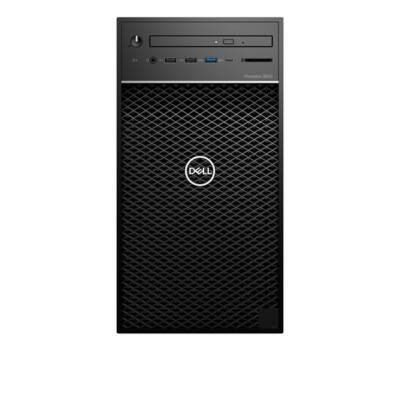 DELL WS Precision T3630  Intel i7-8700 (3.2GHz)  16GB, 256GB SSD + 1TB HDD, Nvidia P2000 5GB, Win 10 Pro