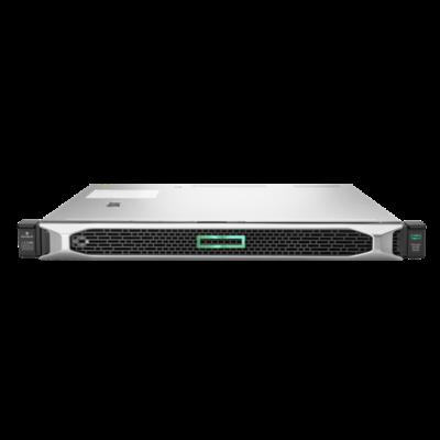 HPE rack szerver ProLiant DL160 Gen10, Xeon-S 8C 4110 2.1GHz, 16GB, No HDD 8SFF, S100i SATA, 1x500W