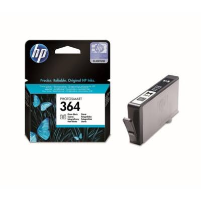 HP Patron No364 fotó fekete  C5380/C6380/D5460 130/fotó oldal