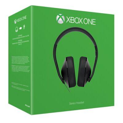 MS Játékvezérlő Xbox One Stereo Headset - Refresh