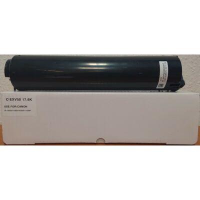 CANON IR1435 toner CEXV50 17,6K ECOPIXEL (For Use)