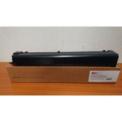 SHARP MX31GTMA Toner DR ( For use )