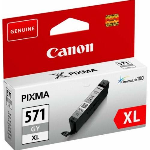 Canon CLI571XL Patron Grey 0335C001