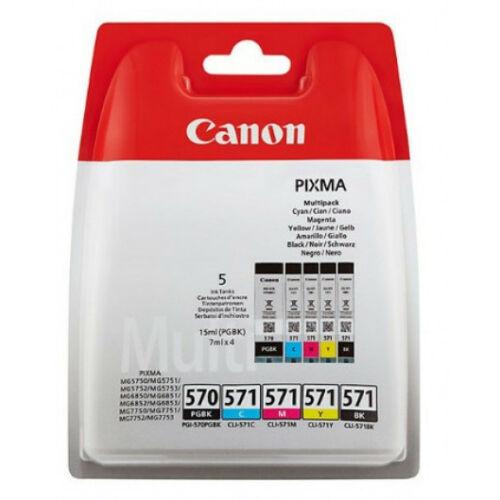 Canon PGI570/CLI571 PGBk/C/M/Y/Bk 0372C004