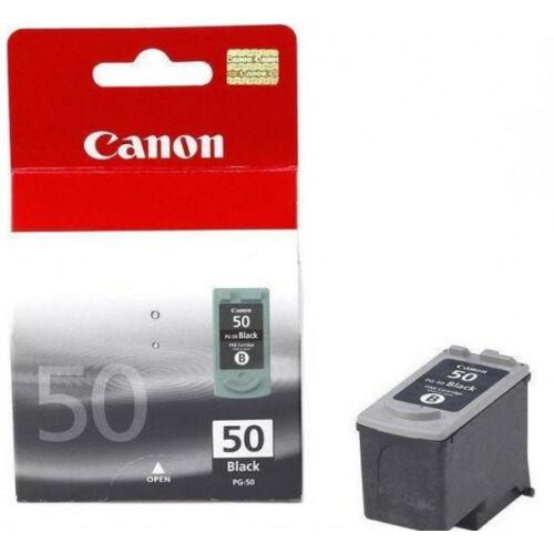 Canon PG50 Patron Black 22ml 0616B001