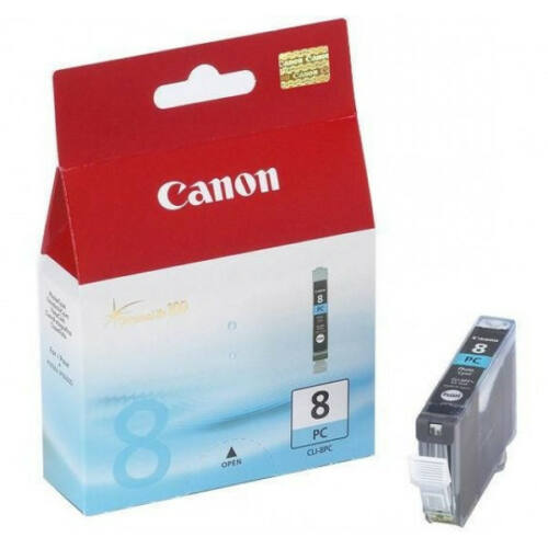 Canon CLI8 Patron Cyan Photo 0624B001