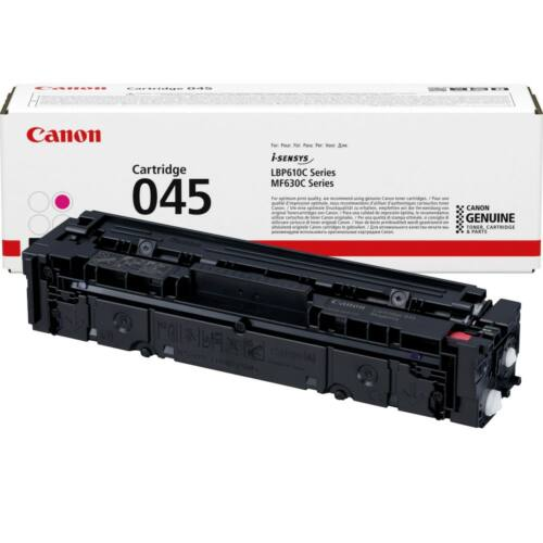 Canon CRG045 Toner Magenta /eredeti/ LBP611 1.300 oldal 1240C002