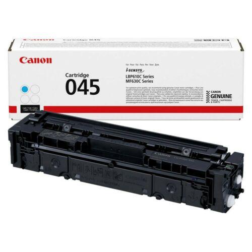 Canon CRG045 Toner Cyan LBP611 1.300 oldal 1241C002