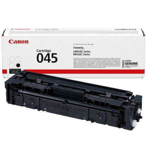 Canon CRG045 Toner Black /eredeti/ LBP611 1.400 oldal 1242C002