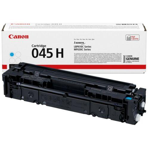 Canon CRG045H Toner Cyan /eredeti/ LBP611 2.200 oldal 1245C002