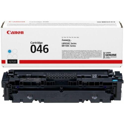 Canon CRG046 Toner Cyan /eredeti/ LBP654 2.300 oldal 1249C002