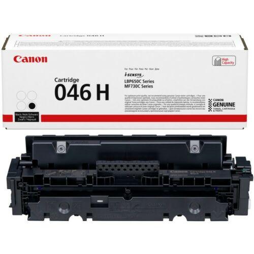 Canon CRG046H Toner Black /eredeti/ LBP654 6.300 oldal 1254C002