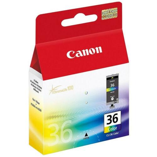 Canon CLI36 Patron Color 1511B001