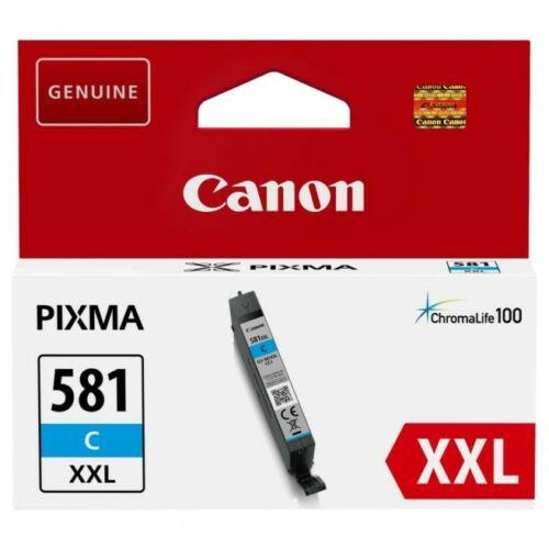 Canon CLI581XXL Patron Cyan /eredeti/ 1995C001
