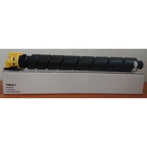 KYOCERA TK8345 toner Yellow ECOPIXEL ( For use )