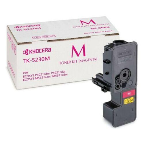 Kyocera TK-5230 Toner Magenta (Eredeti) 1T02R9BNL0
