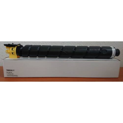 KYOCERA TK8335Y toner Yellow ECO ( For use )