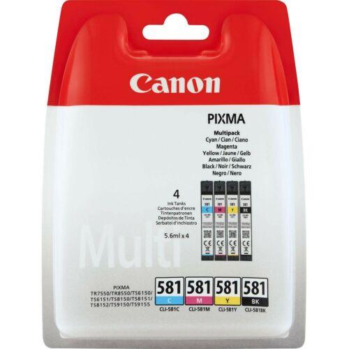 Canon CLI581 /C/M/Y/Bk /EREDETI/ 2103C004