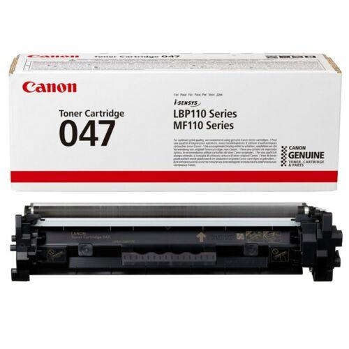 Canon CRG047 Toner /eredeti/ 1,6k 2164C002