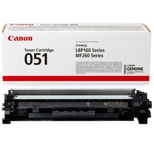 Canon CRG051 Toner /eredeti/ 1,7k 2168C002