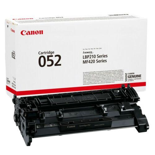 Canon CRG052 Toner /eredeti/ 3,1k 2199C002