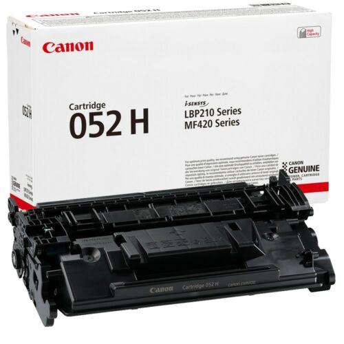 Canon CRG052H Toner /eredeti/ 9,2k 2200C002