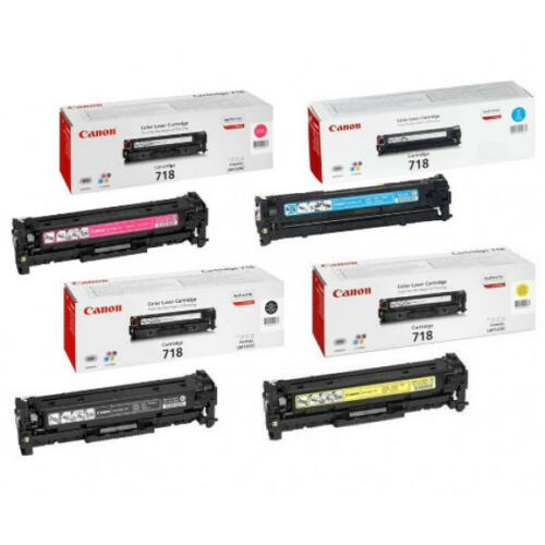 Canon CRG718 Toner Black /o LBP7200 2662B002